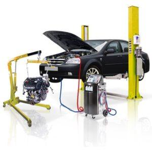 Автослесарь, ремонт подвески и двигателя.