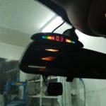 Ягуар установили парктроник на 8 датчиков