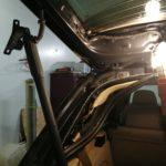 Бмв х5 замена электрической стойки открытия багажника